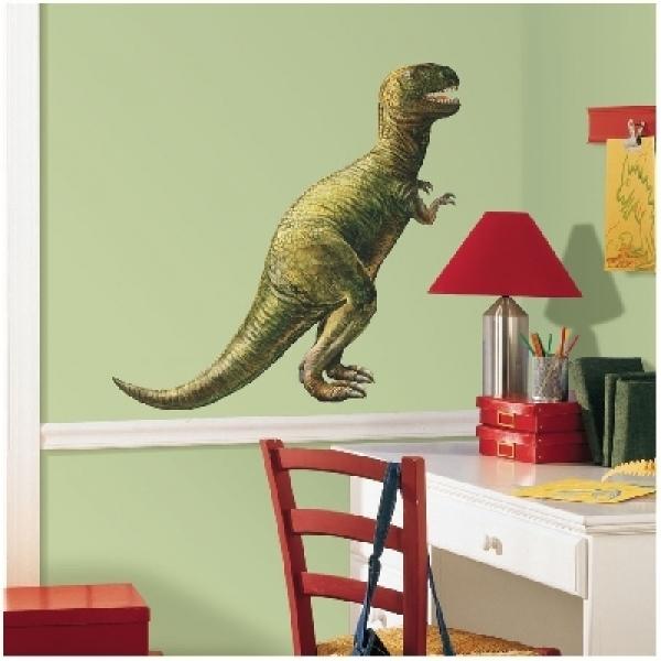 Villa Kinderella Roommates Wandaufkleber Wandtattoo Dinosaurier